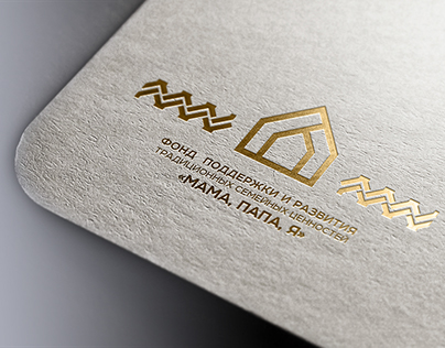Social fond Logo and style