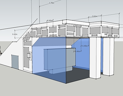 Plimmer's Ark Exhibition Design