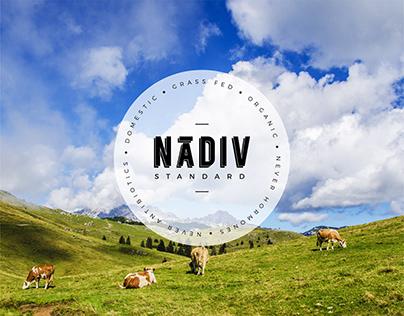 Nadiv Standard // Branding & Packaging