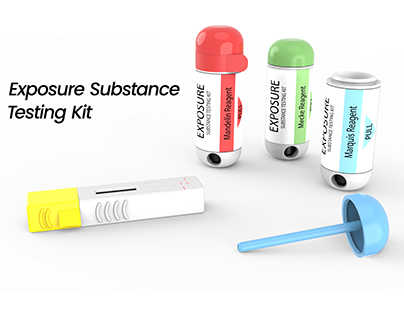 Exposure Substance Testing Kit