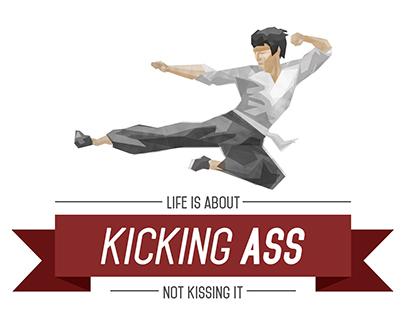 Bruce Lee (Kicking Ass)