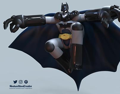 Batman - The Dark Knight - Art Toy