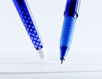 Carrefour   2014   Erasable roller pen