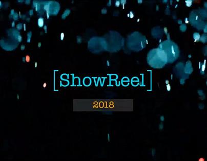 My ShowReel 2018