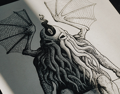 The Dark lord Cthulhu Vol.1