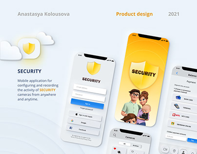 Security-Mobile App