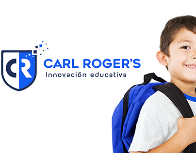 CARL ROGER'S / SCHOOL BRANDING