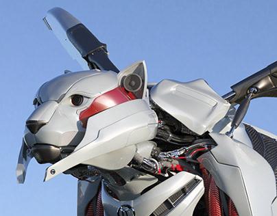 BAIC Tiger / 3d model