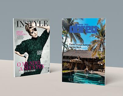 Magazine - Instyle