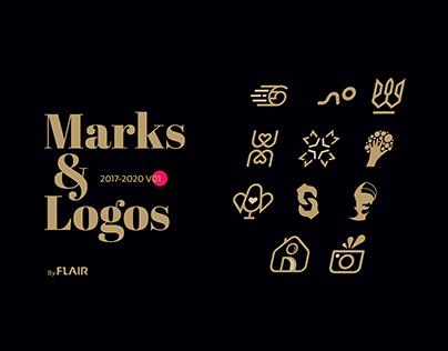 Marks & Logos 2017-2020 V01