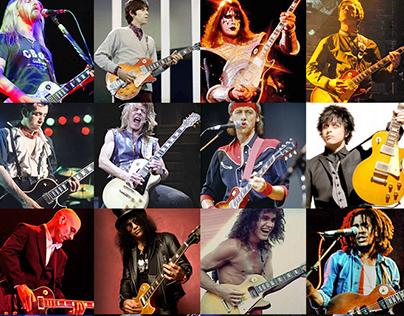 Gibson Les Paul | Magazine Ad