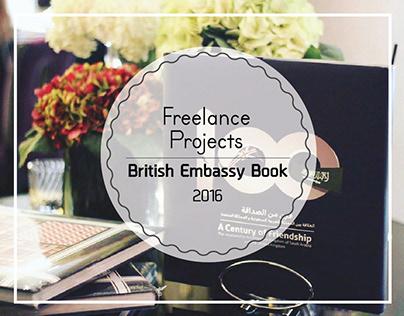 A Century of Friendship British Embassy Book