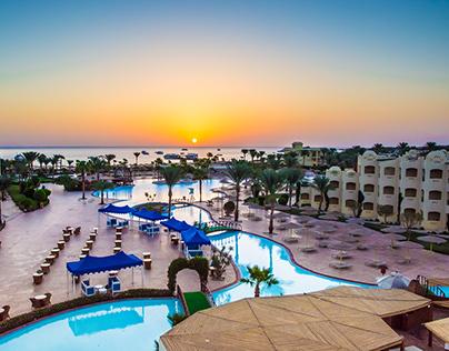 Tia Heights Resort Makadi Bay