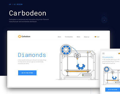Carbodeon Design Concept