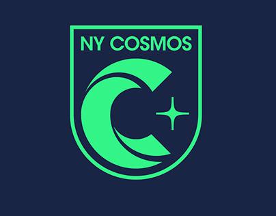 New York Cosmos Rebrand
