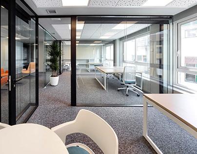 RA05/ Reforma de oficinas en Bilbao