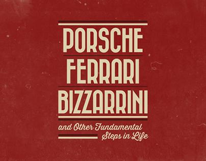 Porsche / Ferrari / Bizzarrini