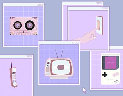Retro GIFs