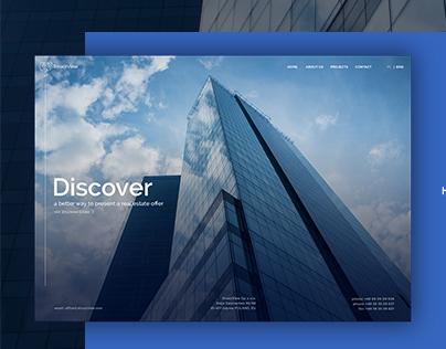 StructView Website Redesign