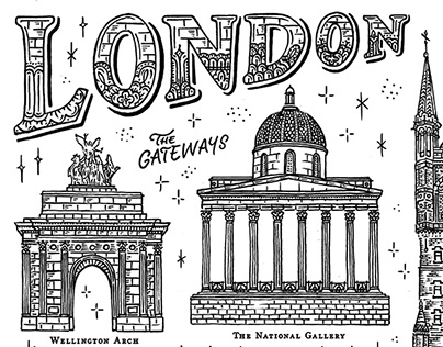 City portraits - LONDON