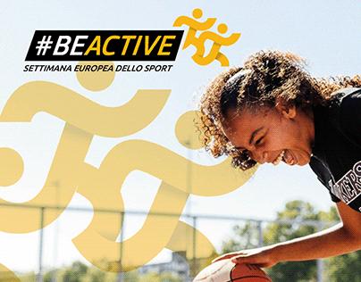 #BeActive   Sport & Salute