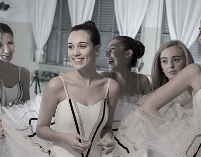 Making Of Ballet School