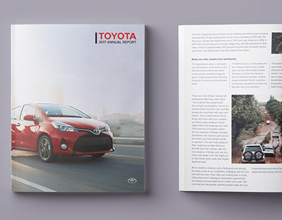 Toyota 2017 Annual Report