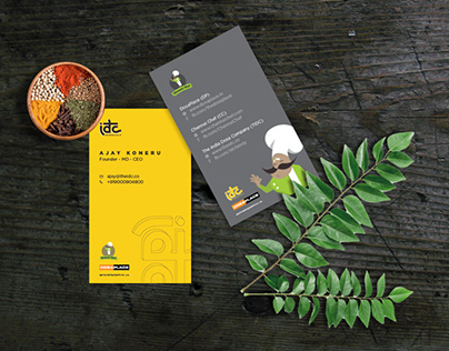 Chennai Chef - Branding & Packaging