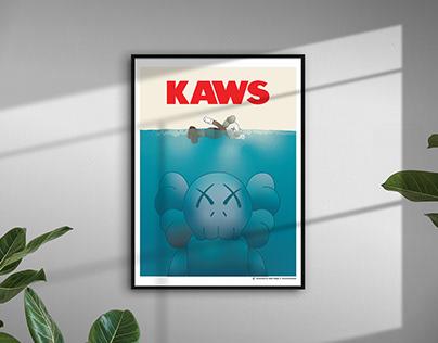 Kaws (Jaws)