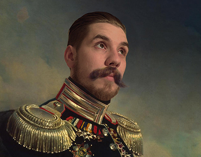 Colonial Portraits