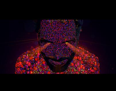 Jovanotti 2015 Concert Visuals Tour Reel