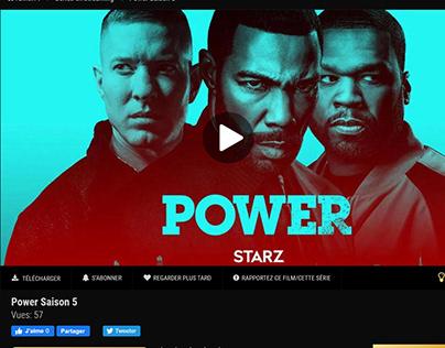 Power Saison 5 streaming vf | fCine.TV