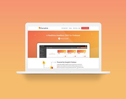 Flamelink Web + UI Design   CMS for Firebase