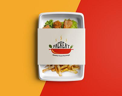Packeat Branding