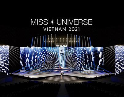 VINAWOMAN STAGE-MISS UNIVERSE VIETNAM