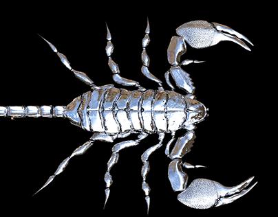Blender Scorpion