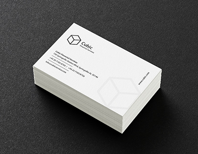 Business Card [cubic]