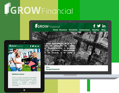 GrowFinancial by 5entidos