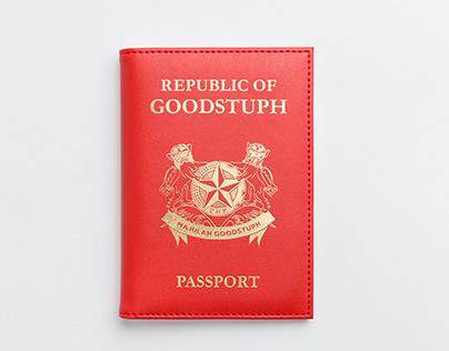 REPUBLIC OF GOODSTUPH