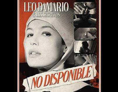 NO DISPONIBLE. Leo Damario & los Secretos