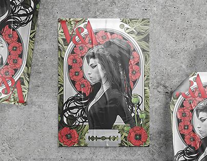 V&A Morbid Morts - Graphic Design