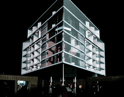 Best 3d projection mapping projects 2012-14