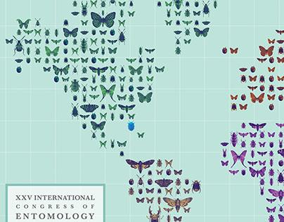 XXV International Congress of Entomology Poster