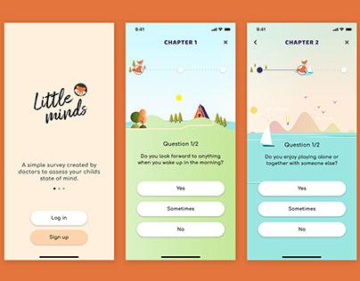Little Minds children's survey