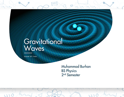 Free PowerPoint Presentation on Gravitational Waves