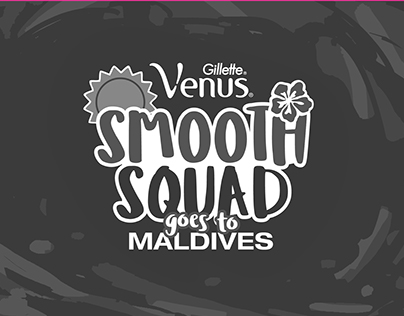 Smooth Squad goes to Maldives - Venus Gillette