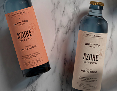 Azure Tonic Water