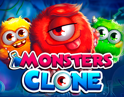 Monsters Clone slot