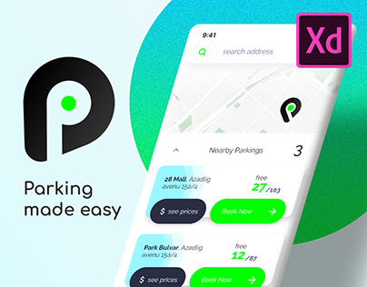 Food Delivery App Ux Ui With Free Adobe Xd Template On Behance