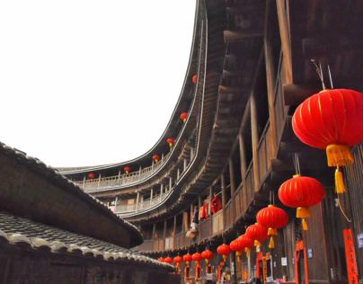 Fujian TULO (福建土楼)